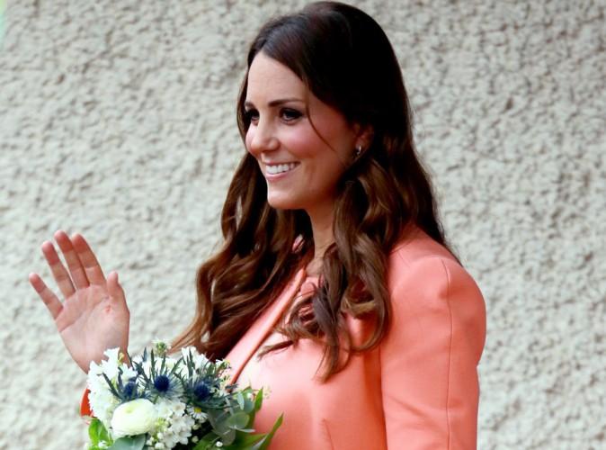 Kate Middleton : enfin les premières photos de la Duchesse de Cambridge enceinte !