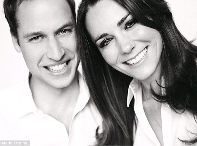 Kate Middleton et le Prince William : Découvrez leur nouveau cliché officiel signé Mario Testino !