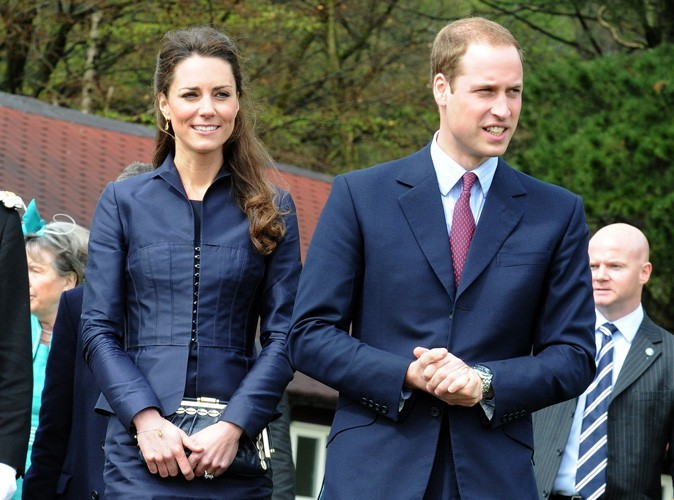 """Kate Middleton et le prince William : Dernière répétition avant le jour """"J"""" !"""