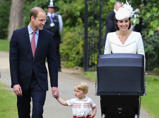 Kate Middleton et le prince William : interdiction formelle de s'approcher !