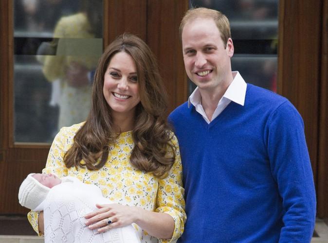 Kate Middleton et le prince William : le baptême de leur fille Charlotte aura lieu le...