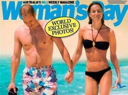 Kate Middleton et le prince William : plus d'un an après leur mariage... Découvrez la photo de leur lune de miel ultra-secrète !