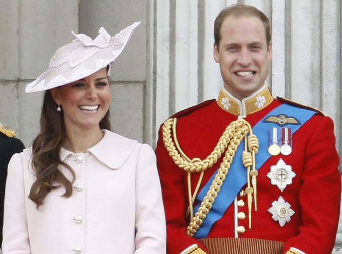 Kate Middleton et le prince William : premier communiqué officiel joint pour les deux jeunes parents !