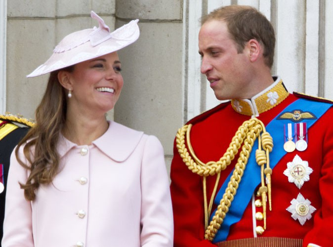Kate Middleton et le Prince William : tournée royale en 2014 avec leur bébé !
