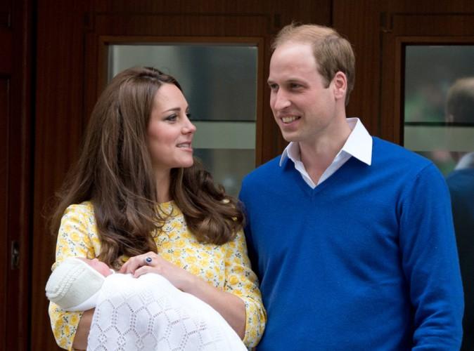 Kate Middleton et le prince William : très touchés par les messages de félicitations !