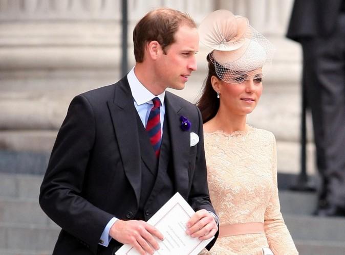 Kate Middleton et le prince William : un couple au comble du chic pour le mariage de la nièce de Lady Di !