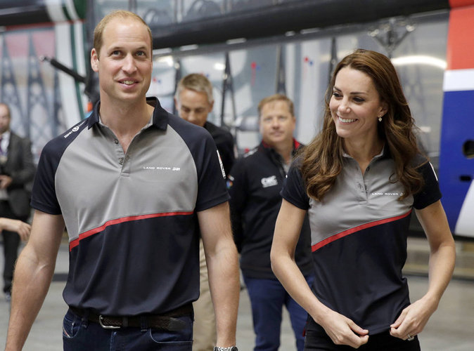 Kate Middleton et William : et de trois !
