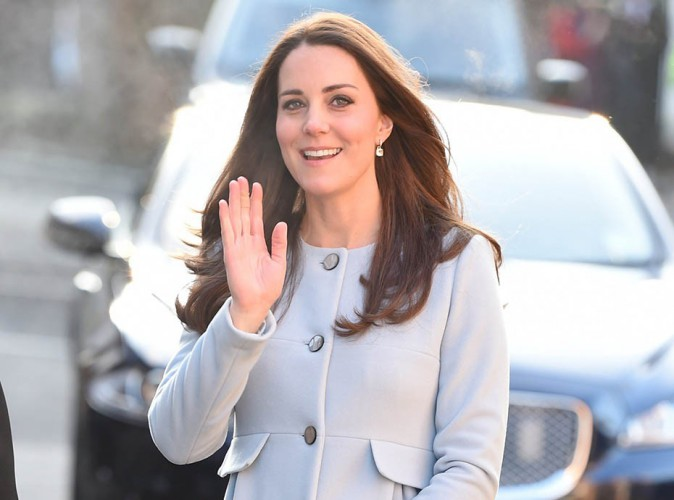 Kate Middleton : garçon ou fille ? Buckingham Palace fuite !