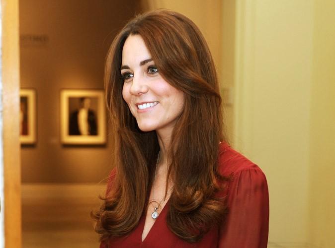 Kate Middleton : même enceinte elle doit assurer ses responsabilités royales...