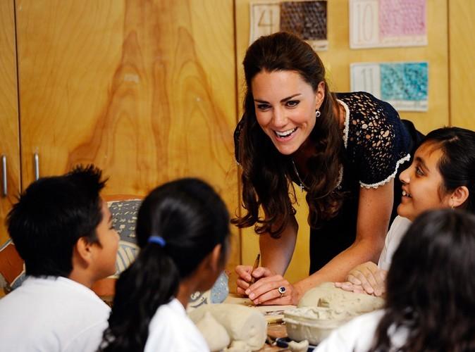 Kate Middleton : mise à nue par une analyse graphologique !