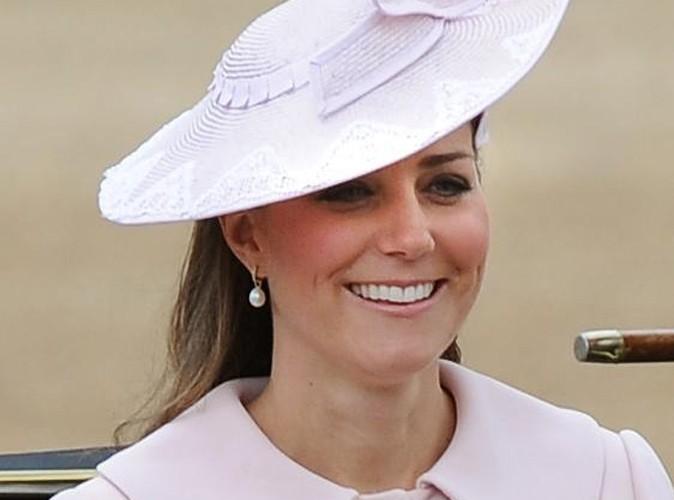 Kate Middleton : nerveuse mais elle se sent bien…