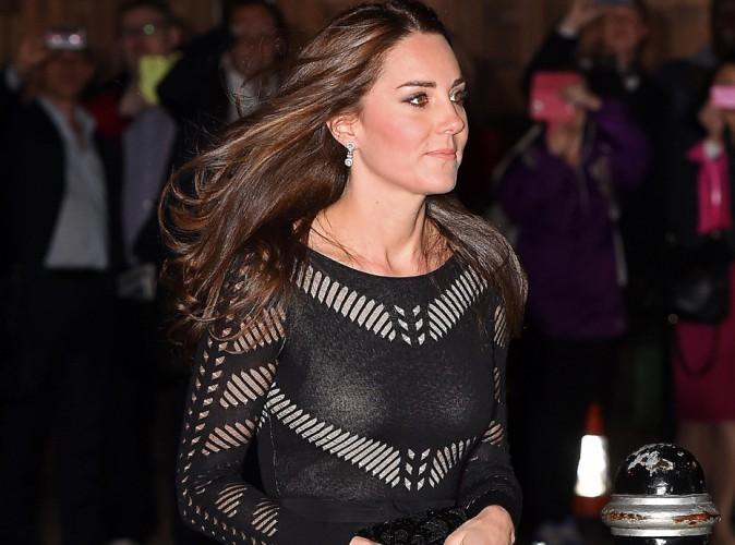 Kate Middleton : sa petite robe noire sold-out !