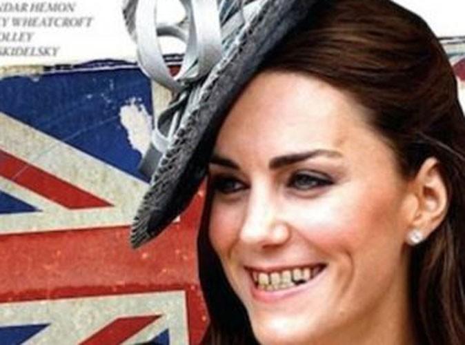 Kate Middleton : un photomontage l'enlaidit et fait hurler les Anglais !