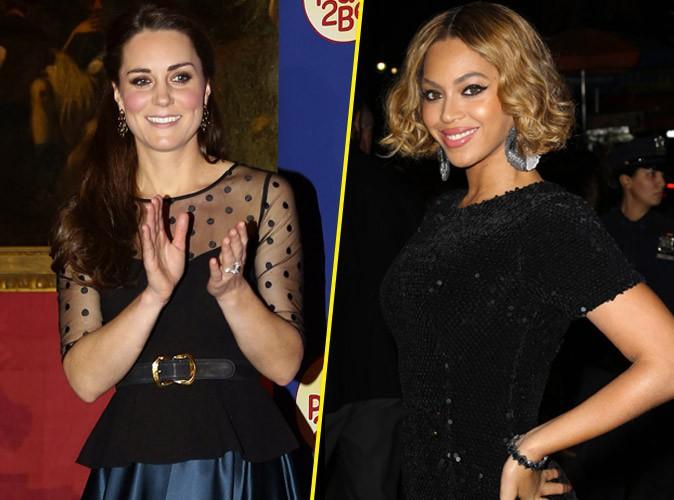 Kate Middleton et Beyoncé : une rencontre au sommet à New York !
