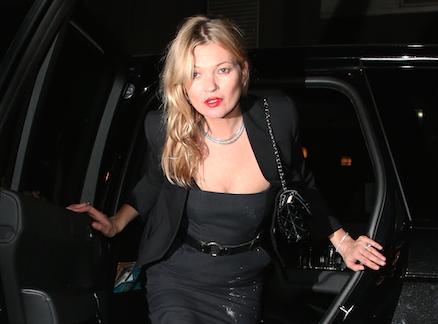 Kate Moss : de la poudre blanche retrouvée dans son ancienne Mercedes