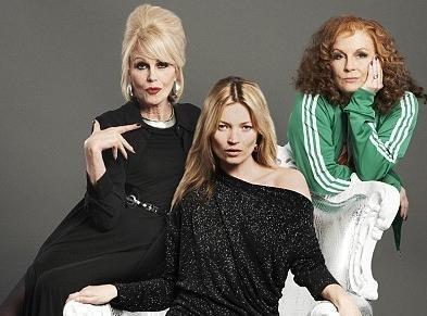 Kate Moss : elle joue la comédie et devient absolument fabuleuse !