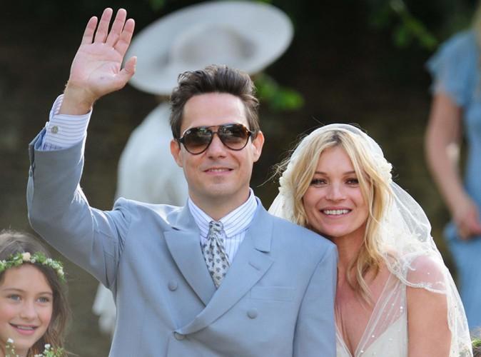 "Kate Moss et Jamie Hince : ""Jamie attend la procédure de divorce"""