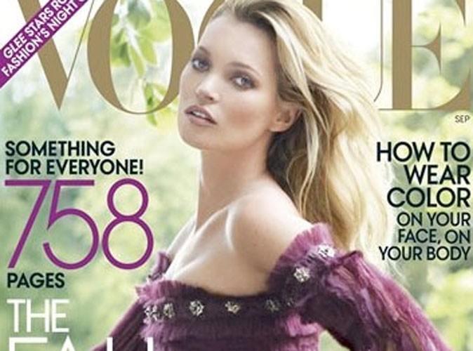 Kate Moss : très stressée par son mariage, elle raconte enfin !