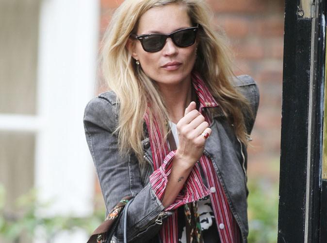 Kate Moss : un petit bidon qui commence à faire parler de lui…