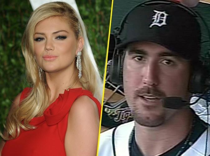 Kate Upton : la bombe n'est plus un coeur à prendre... Elle aurait craqué pour le joueur de baseball Justin Verlander !