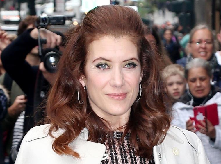 Kate Walsh : L'actrice de Grey's Anatomy opérée d' une tumeur au cerveau !