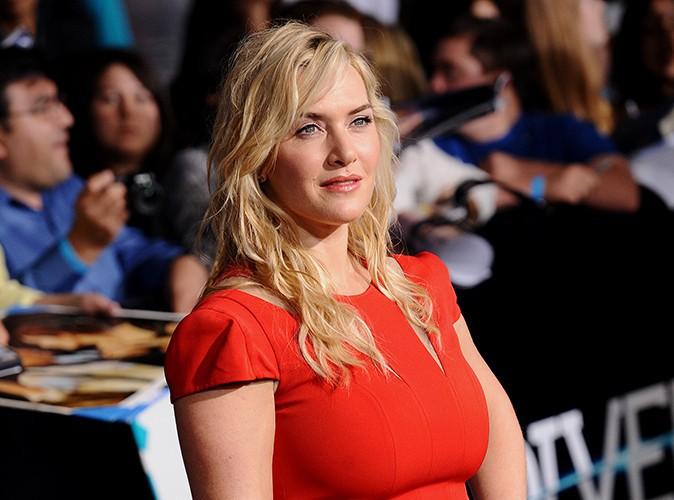 Kate Winslet : elle donne enfin la signification du pr�nom de son fils Bear !