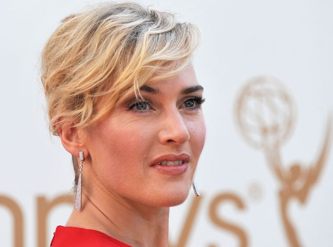 Kate Winslet : la 2 520e �toile du c�l�bre Walk Of Fame !