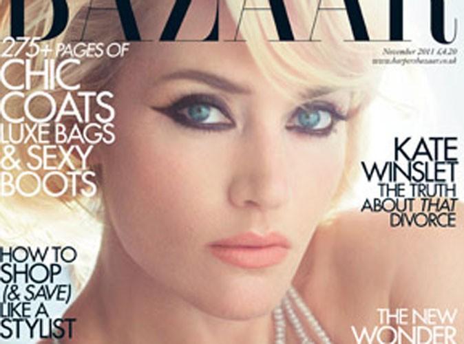 Kate Winslet : la mère célibataire se confie sur sa nouvelle vie de famille