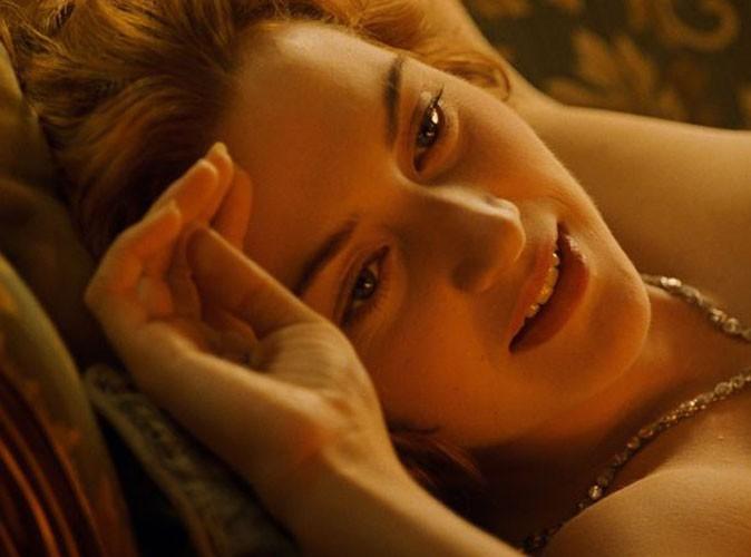 Kate Winslet : son nu dans Titanic la hante toujours !