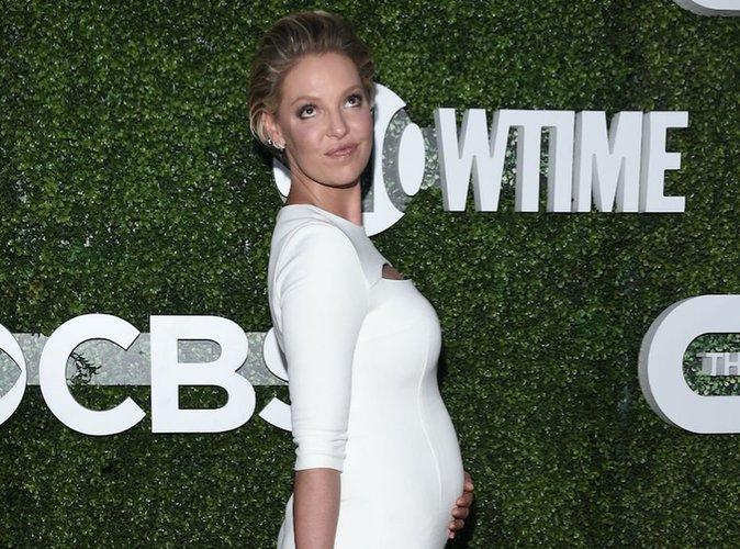 Katherine Heigl : sa grossesse, ses kilos... et ses complexes !