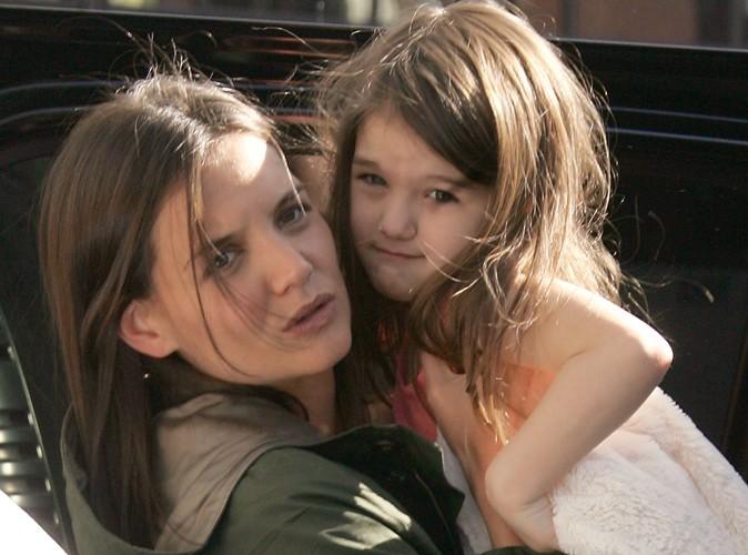 Katie Holmes : elle craignait que Suri parte en croisière d'endoctrinement avec la scientologie…