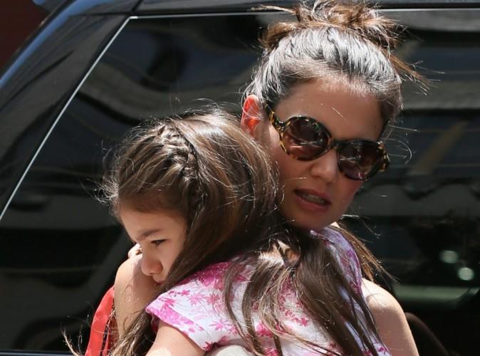Katie Holmes : elle obtient la garde de sa fille !