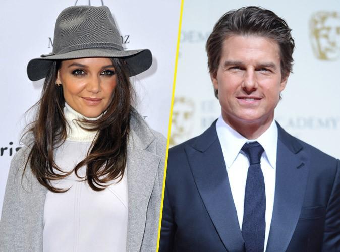 Katie Holmes et Tom Cruise : ils ne peuvent vraiment plus se blairer !