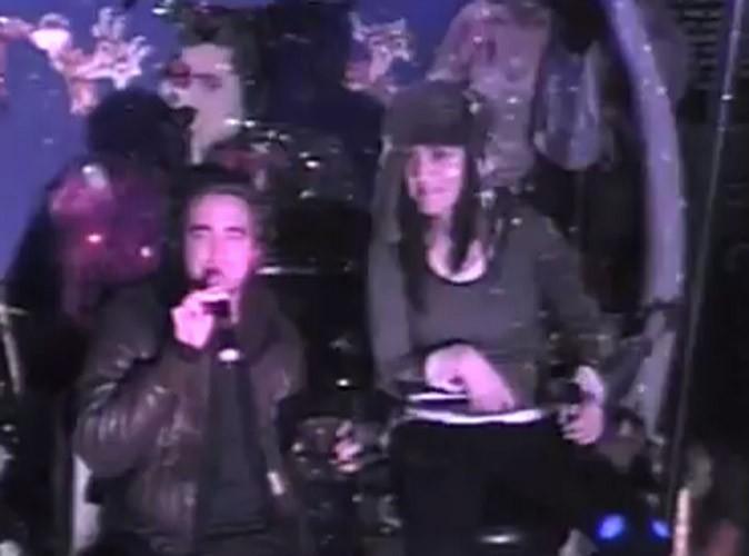 Katy Perry : complètement ivre avec Robert Pattinson pour un karaoké !