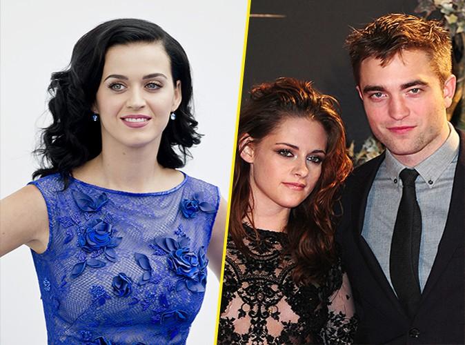 Katy Perry : elle justifie sa relation avec Robert Pattinson auprès de Kristen Stewart !