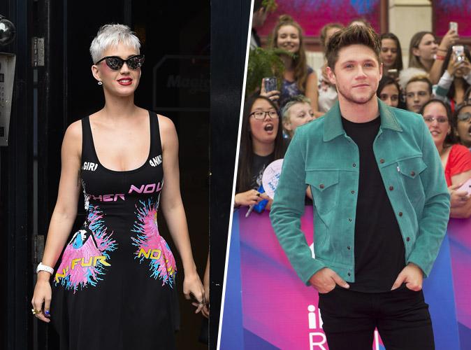 Katy Perry : Elle veut que Niall Horan arrête de la draguer