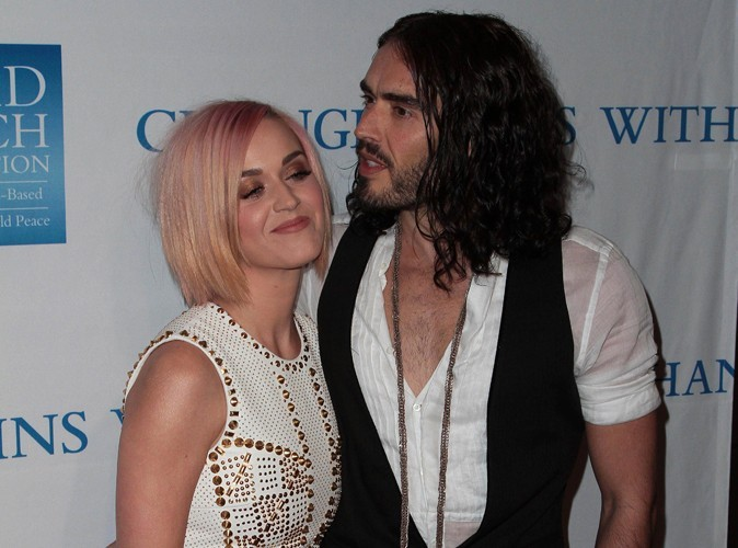 Katy Perry et Russell Brand : très grosse dispute et éloignement !