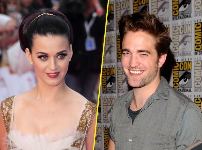 Katy Perry : intéressée par Robert Pattinson ?