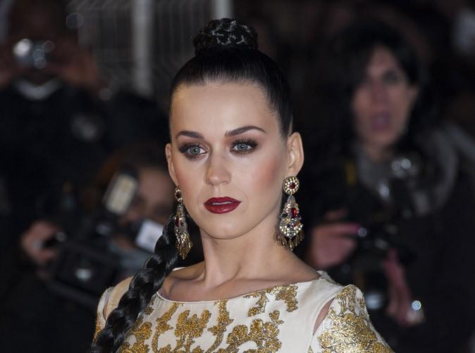 """Katy Perry : """"Je suis allée en rehab après mon divorce avec Russell Brand"""" !"""