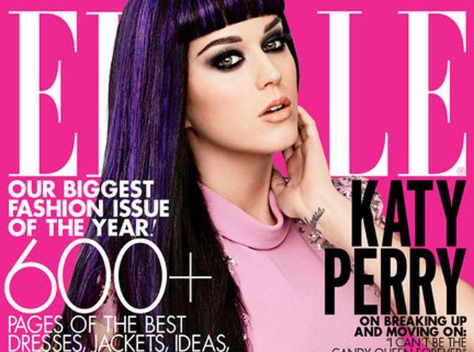 """Katy Perry : """"Je suis une femme qui aime énormément être courtisée !"""""""