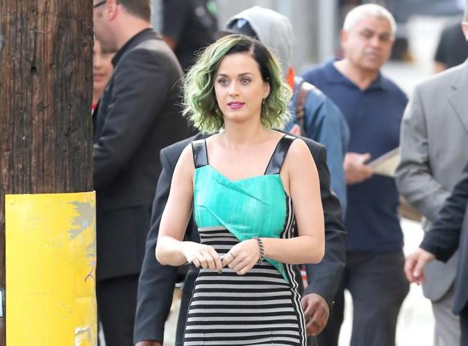 Katy Perry : la chanteuse aurait retrouvé l'amour !