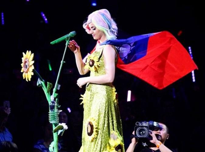 Katy Perry : la chanteuse est boycott�e en Chine !