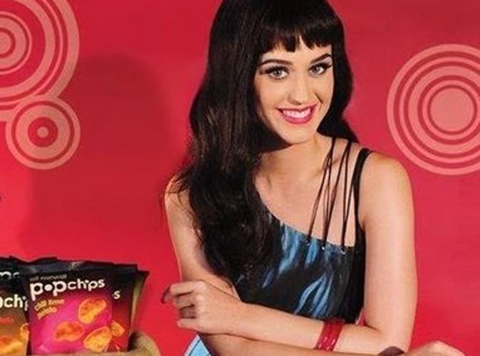 Katy Perry : nouvelle égérie d'une marque de chips !