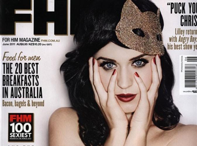 Katy Perry : pour les Australiens, c'est la femme la plus sexy du monde !