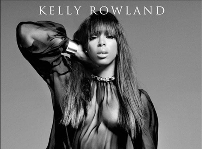 """Kelly Rowland : désarmante de sensualité sur la pochette de son prochain album """"Talk A Good Game"""" !"""
