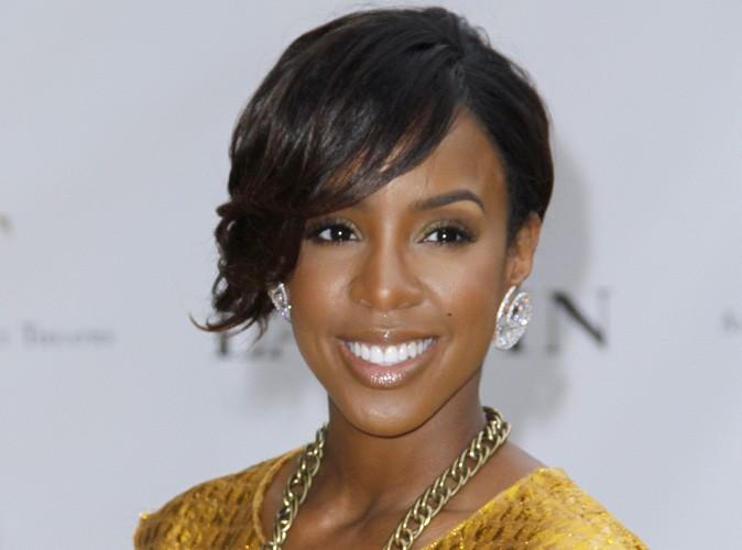 Kelly Rowland : enceinte de son premier enfant !
