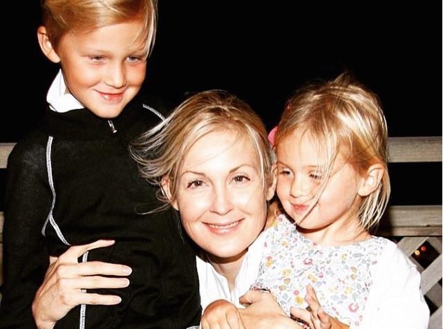 Kelly Rutherford : Ses enfants sont autorisés à passer les vacances d'été avec elle !