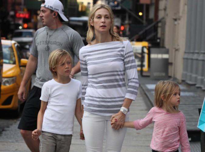 Kelly Rutherford : Son ex-mari a eu gain de cause, elle a été obligée de lui rendre les enfants !