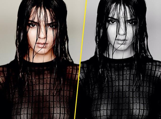 Kendall Jenner : la soeur de Kim Kardashian exhibe ses tétons sur la toile !