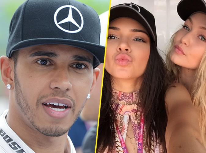 Kendall Jenner VS Gigi Hadid : le coeur de Lewis Hamilton balance !